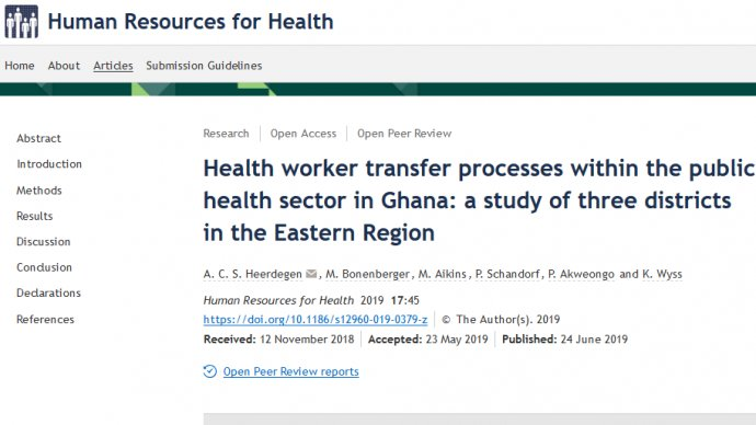 A screengrab of the title of the paper