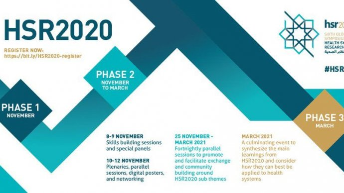 HSR2020 programme outline